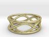 Infinity Ring- Size 7 3d printed