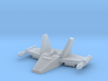 VA102 Flightspawn Corvette 3d printed