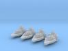 VA106A Torrid Sky Destroyer (x4) 3d printed