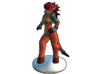 Willow Pose #1 1:32 3d printed