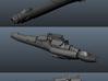 Rau - Impacto Cannon 3d printed