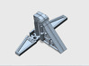 YT1300 HSBRO SET ENGINE FUEL TOWER 3d printed Falcon engine fuel tower, render.