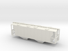 100ton Two Bay Covered Hopper WSF - Nscale 3d printed