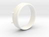 "3/4"" Scale Sunbeam Headlight Lense Cap 3d printed"