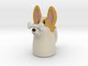 Very Happy Dog 3d printed