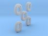1-64 Tire 1200x20 5 Units 3d printed