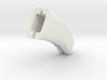 Retro Raygun: grip 3d printed