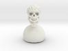 alien Skull  3d printed