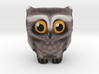 Owl messenger I love You  3d printed