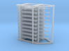 GSE ULD Cart 1:144 9pc 3d printed