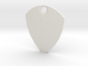 Customizable Plectrum With Hole 3d printed