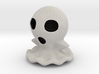 Halloween Hollowed Figurine: FullBodyGhosty 3d printed