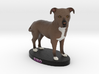 Custom Dog Figurine - Kiro 3d printed