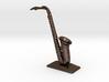 Alto Saxophone (Metals) 3d printed