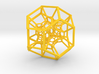 Inversion of 15 Truncated Octahedra 3d printed