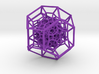 Inversion of 225 Truncated Octahedra 3d printed