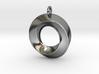 Mobius Pendant 3d printed