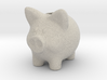Piggy Bank Smooth 2 Inch Tall 3d printed