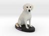 Custom Dog Figurine - Miko 3d printed