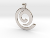 Expression - pendant collection 3d printed