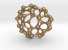0260 Fullerene C42-39 c1 3d printed