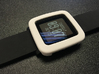 Pebble Time - Bumper 3d printed