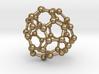 0266 Fullerene C42-45 d3 3d printed