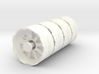 4x. DJI Phantom Motor Cover 3d printed DJI Phantom Motor Cover