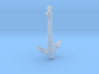 Early US Anchor 45mm 3d printed