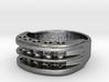 US10 Ring XVI: Tritium 3d printed