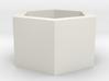 2015071325DWStemenKeeperHexagonToStl1000 3d printed