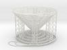 BIG Spiral Marble Run 3d printed