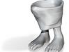 FeetCup 3d printed