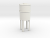 HO scale precast concrete tank 3d printed