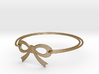 Bow Bracelet 3d printed