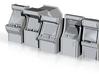 6 Arcade Machines 3d printed