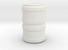 Modern/Sci-Fi Barrel 3d printed