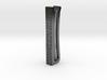 Binary Tie Bar 4cm 3d printed