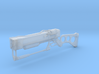 Laser Rifle (1:12 Scale) 3d printed
