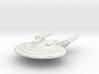 New Orleans Class HvyRefit II Battlecruiser 3d printed