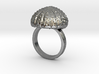 Urchin Statement Ring - US-Size 11 1/2 (21.08 mm) 3d printed