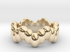 Biological Ring 19 - Italian Size 19 3d printed