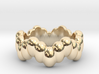 Biological Ring 20 - Italian Size 20 3d printed
