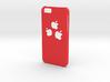 Cyber Apple Cutie Mark - Iphone 6 Case 3d printed