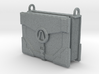 The Phase-Locket (6cm) 3d printed