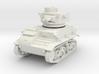 PV01A Mk VIB Light Tank (28mm) 3d printed