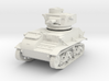 PV01 Light Tank Mk VIB (1/48) 3d printed