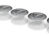 Scimitar Shield 002 Regular 3d printed