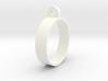 E-cig Mod Ring 21mm 3d printed