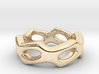 Fantasy Ring 15 - Italian Size 15 3d printed